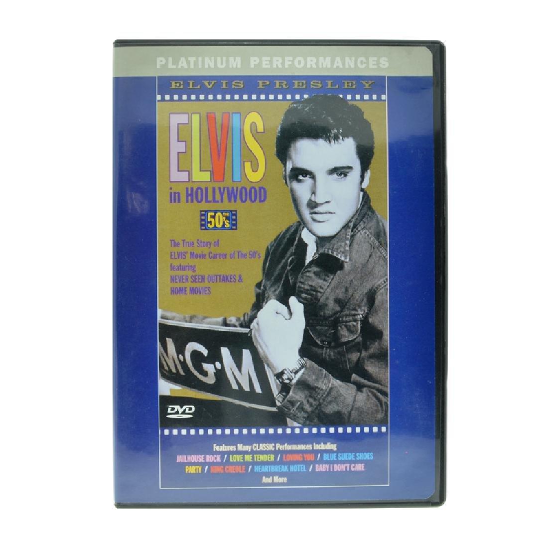 Elvis Presley Movie: Elvis In Hollywood