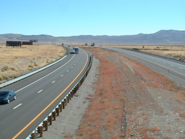 3020: GOV: NV LAND, CITY LOT OFF I-80 VIEWS, STR SALE - 3