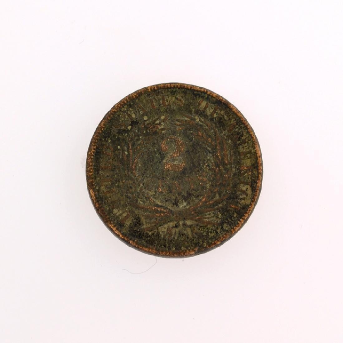 XXXX Two-Cent Piece Coin - 2