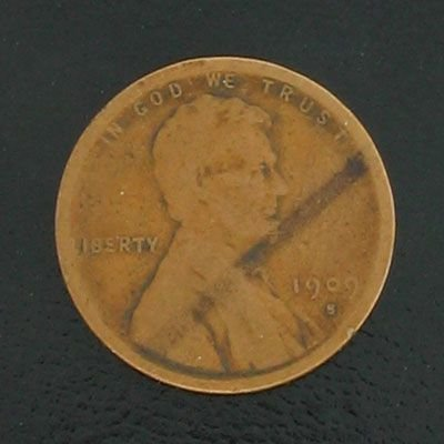 409: 1909-S VDB One Cent Coin-Investment Potential