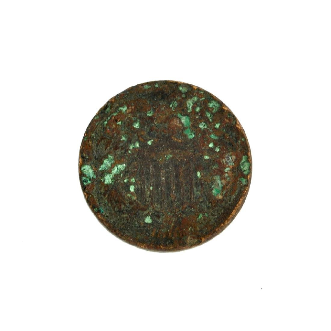 18XX Two-Cent Piece Coin