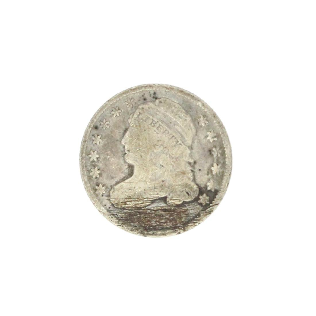 XXXX Capped Bust Dime Coin