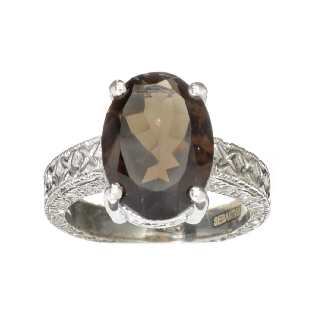 APP: 0.6k Fine Jewelry Designer Sebastian, 4.69CT Oval