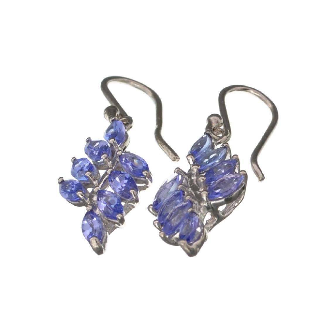 APP: 2.2k Fine Jewelry 2.45CT Marquise Cut Tanzanite