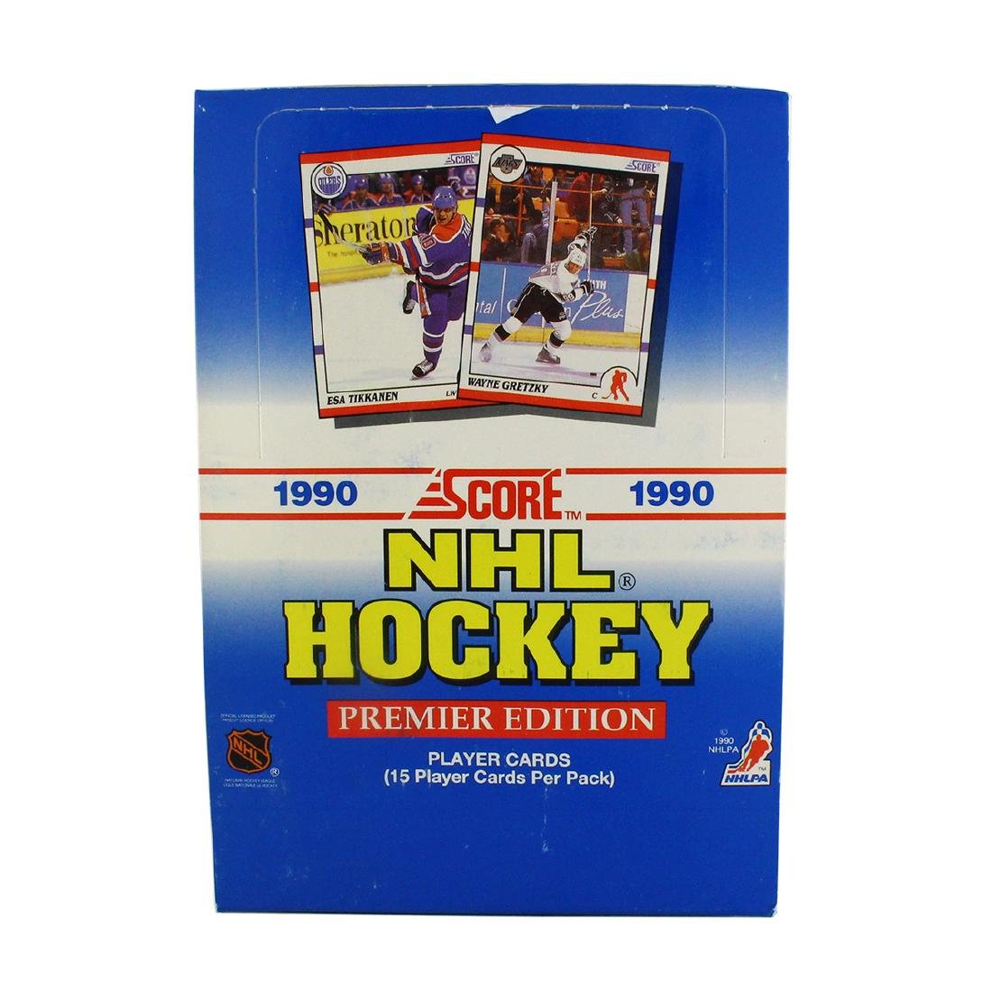 Rare 1990 Box Premier Edition NHL Cards Over 500 Cards