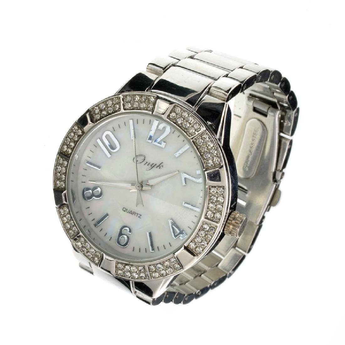 New Women's Onyk, Stainless Steel Back, Water