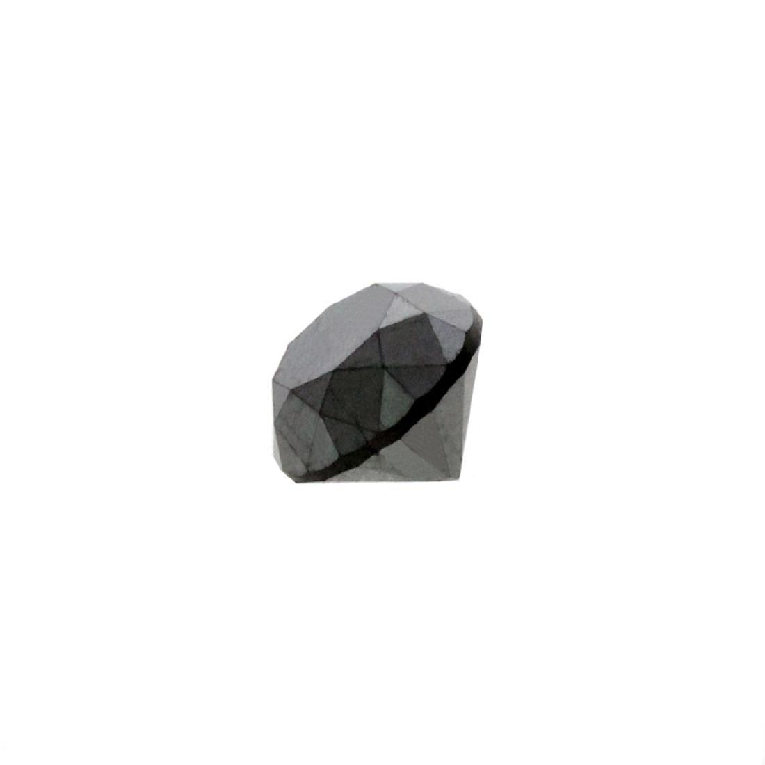 APP: 1.9k 1.50CT - 2.00CT Round Cut Black Diamond