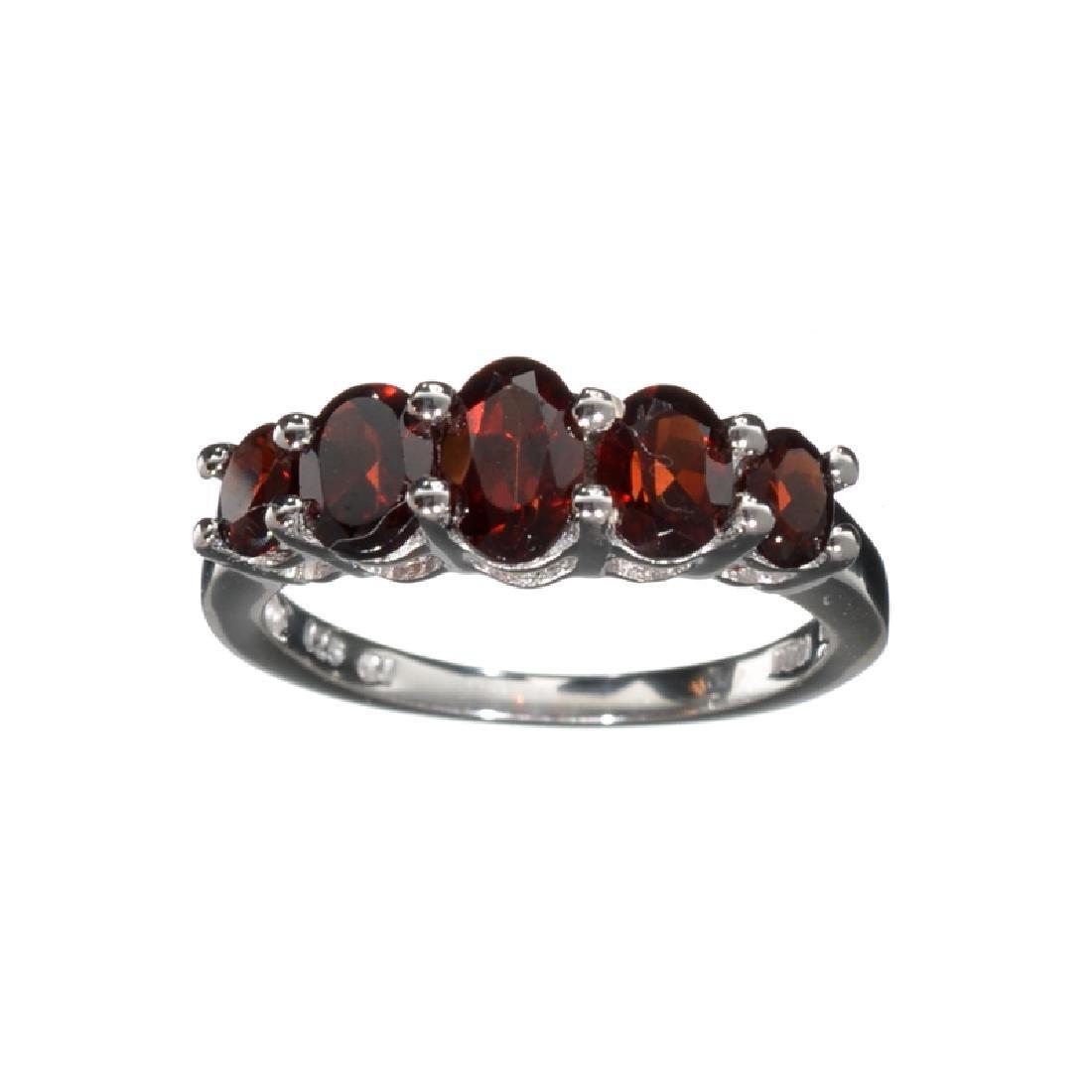 APP: 0.2k Fine Jewelry 1.80CT Alamandite Garnet And