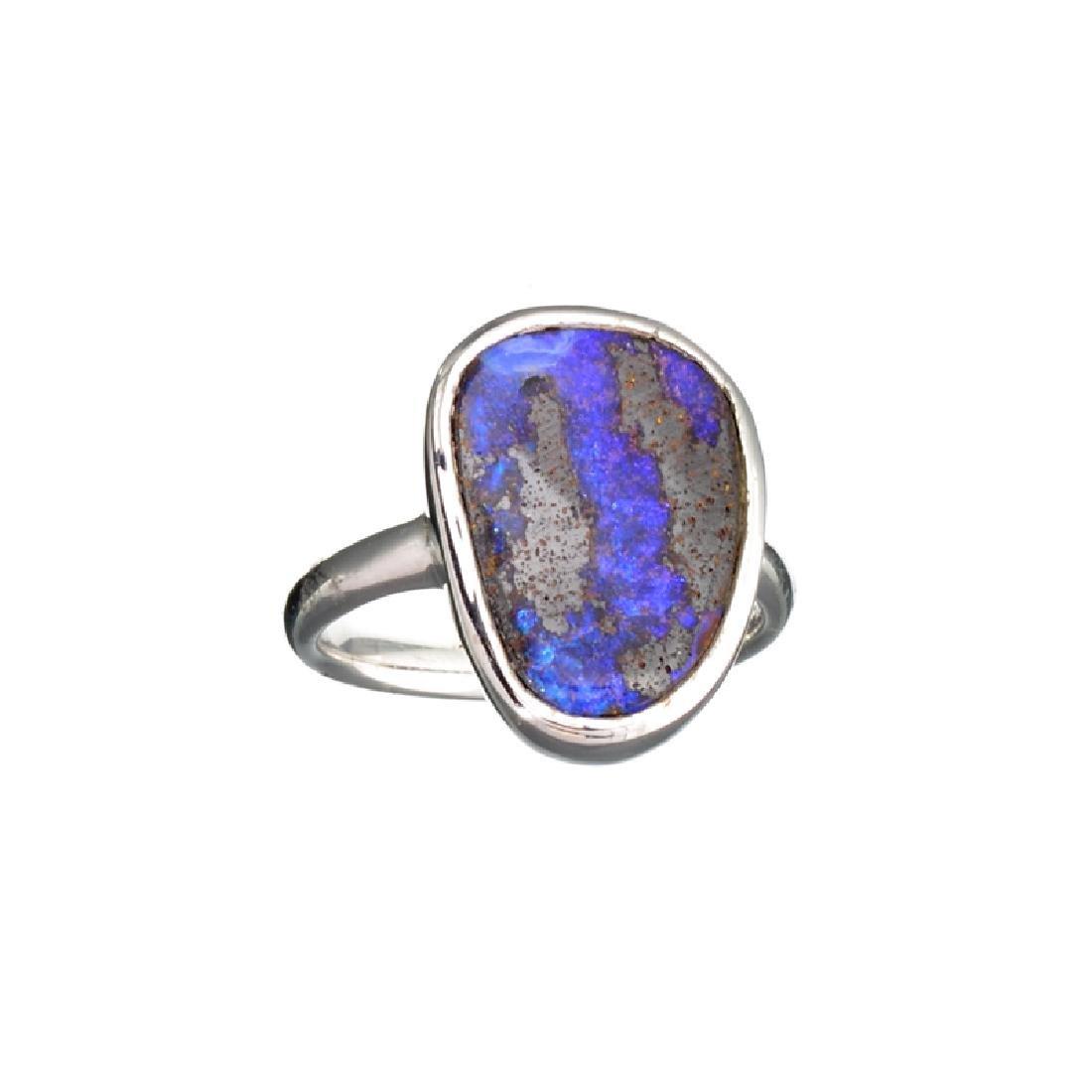 APP: 0.9k Fine Jewelry 4.92CT Free Form Blue Boulder