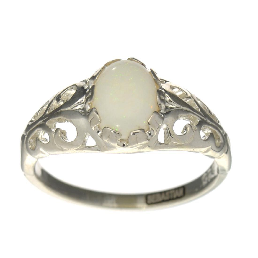 APP: 0.5k Fine Jewelry 0.60CT Oval Cut Cabochon Opal