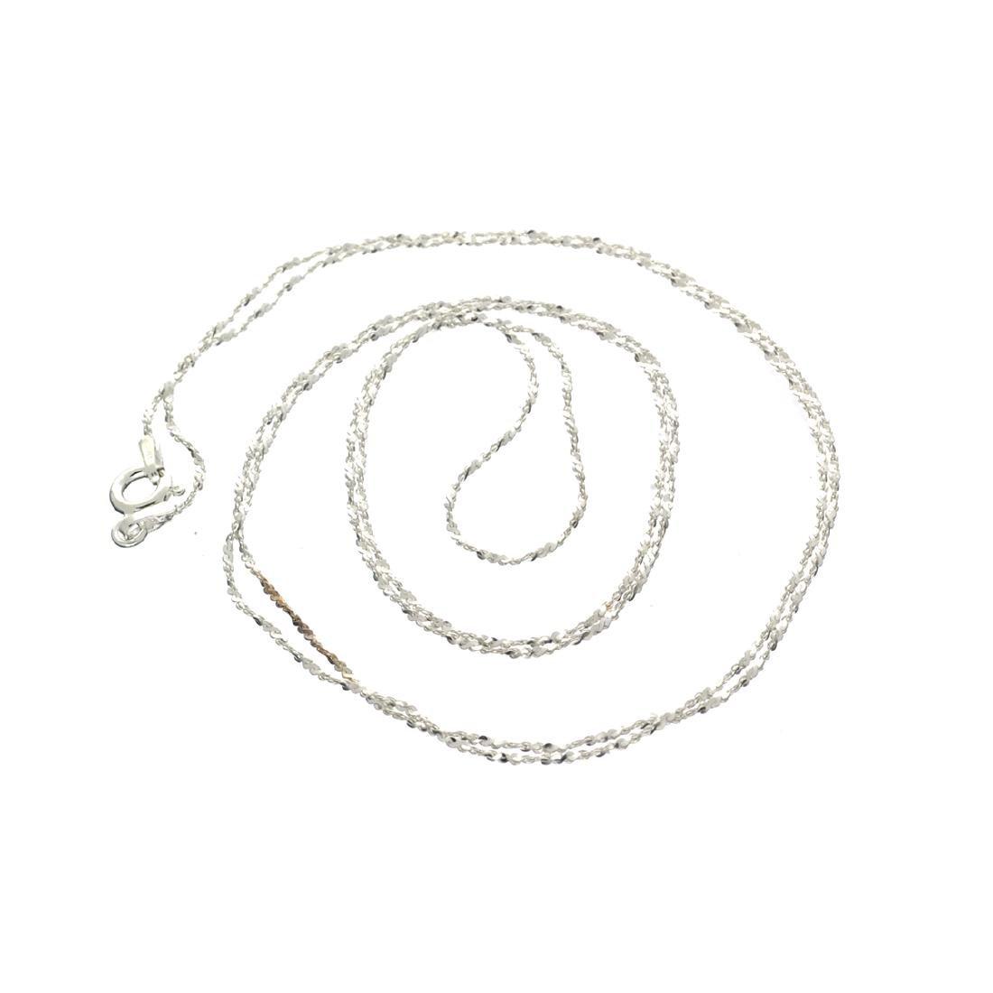 Fine Jewelry Designer Sebastian, 30'' Italian Sterling