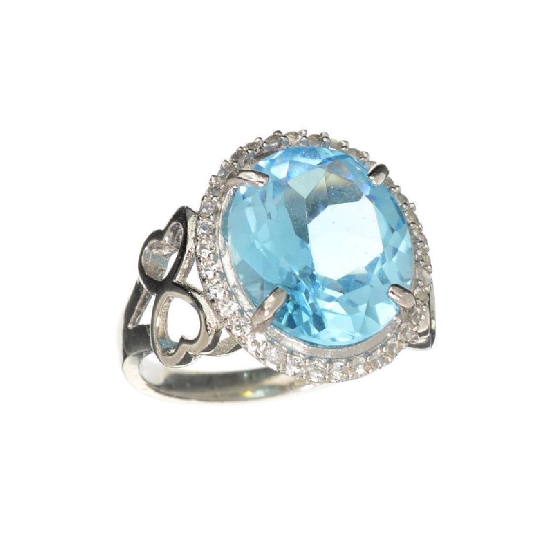 APP: 0.9k Fine Jewelry Designer Sebastian, 9.45CT Blue