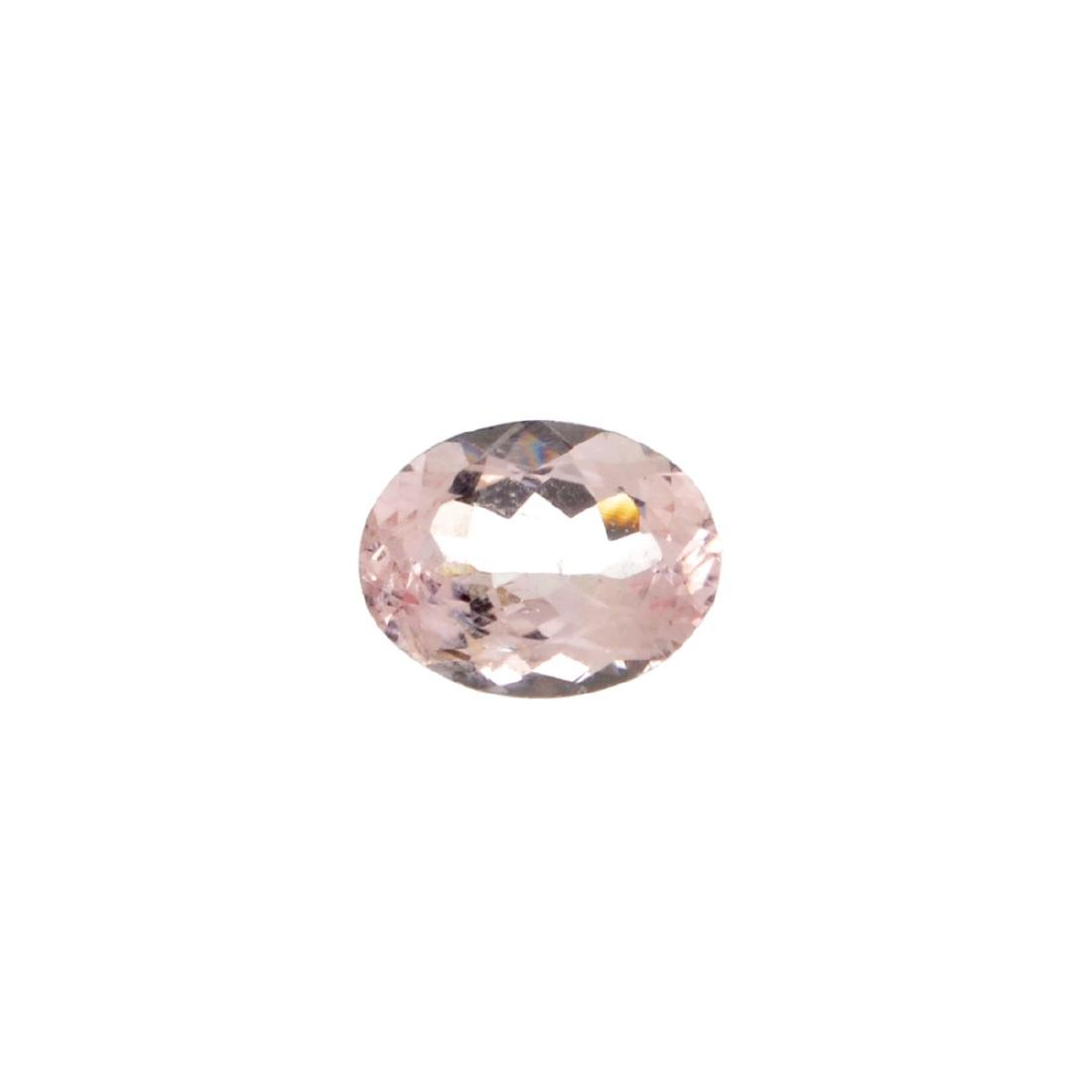 High End Rare 1.90CT Morganite Stone