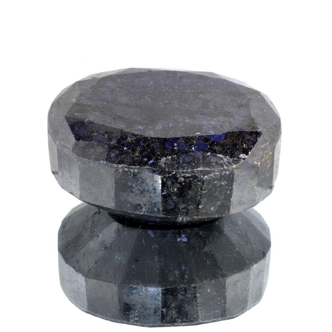 APP: 13.6k 4,535.50CT Oval Cut Blue Sapphire Gemstone