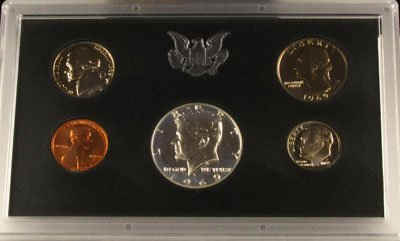 310: 1969 US Proof Set Coin - Investment Potential