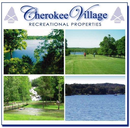2712: GOV: AR LAND, CHEROKEE VILLAGE - LAKES, STR SALE