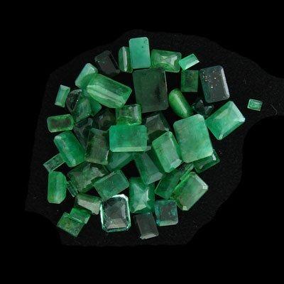 2920: APP: $ 5.9k 26.20CT Emerald Parcel - Precious Gem