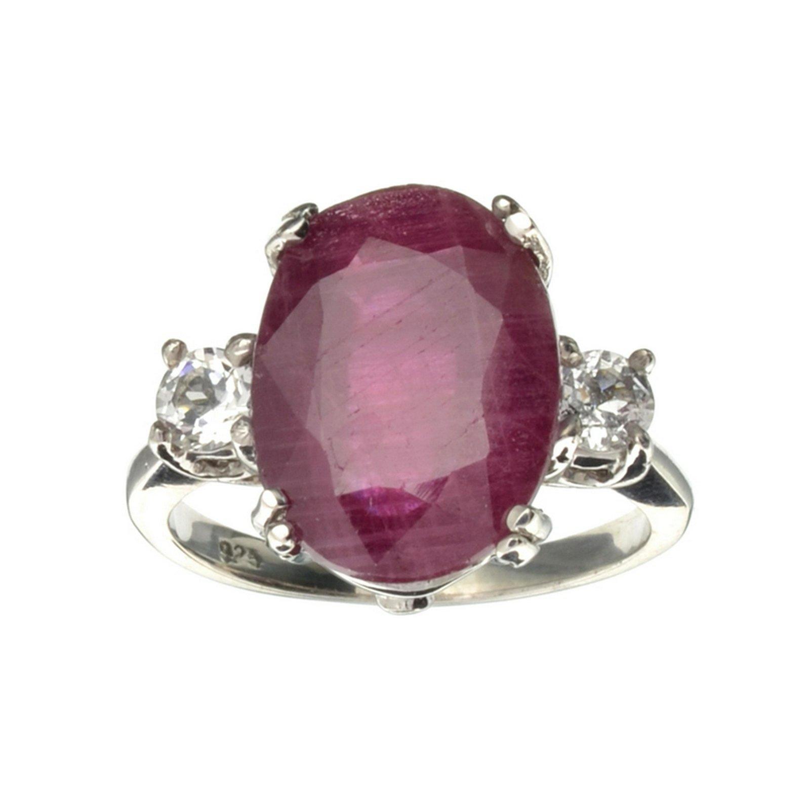 APP: 4.1k Fine Jewelry Designer Sebastian 12.10CT Ruby