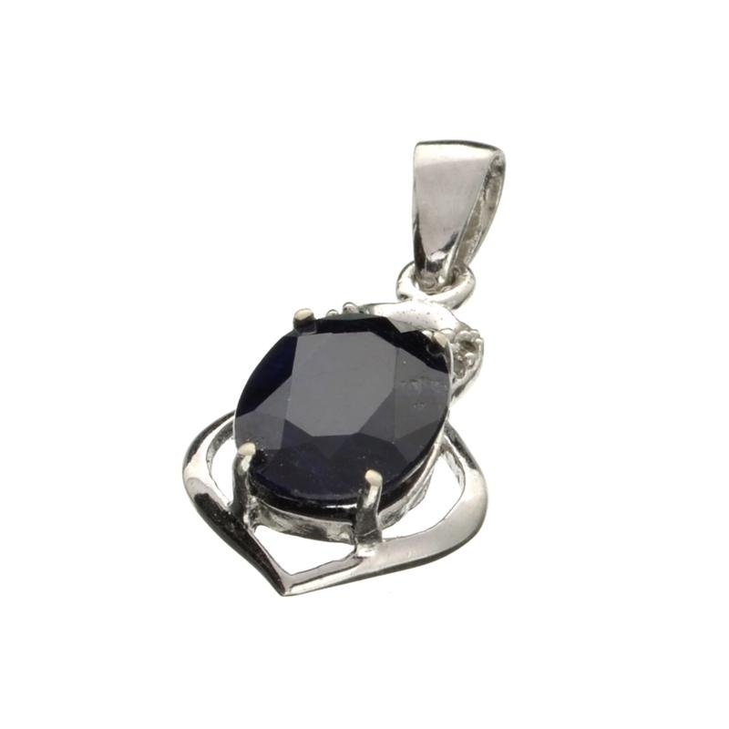 APP: 2.6k Fine Jewelry 3.15CT Blue Sapphire/Topaz And