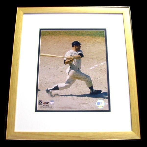 2325: Framed Sports Memorabilia - Collect