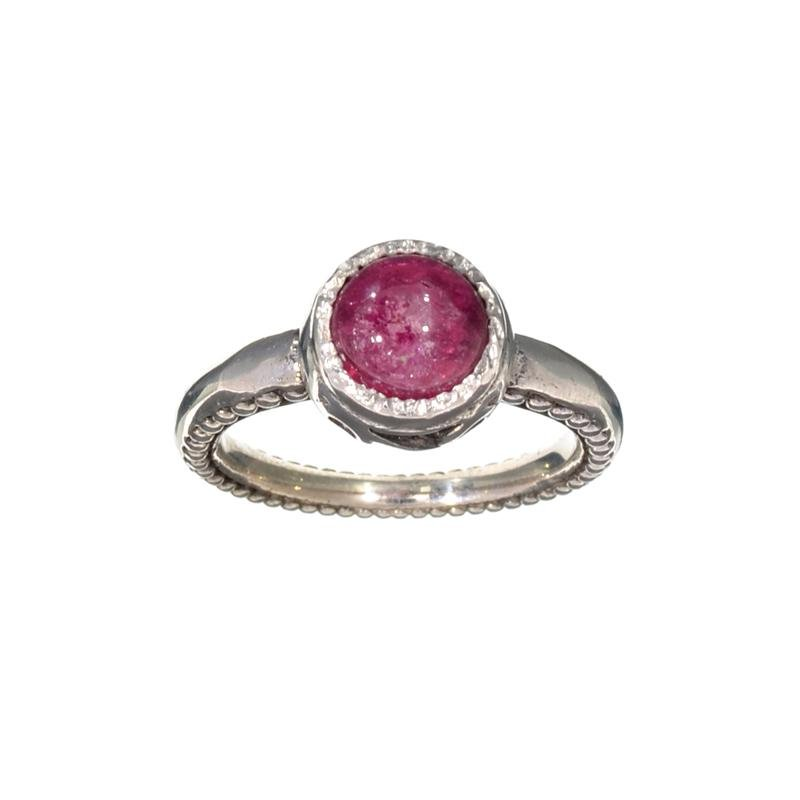 APP: 0.9k Fine Jewelry 2.90CT Round Cut Cabochon Ruby