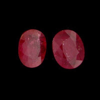 11: APP: $31.8k 12.71CT Oval Ruby Parcel - Precious Gem