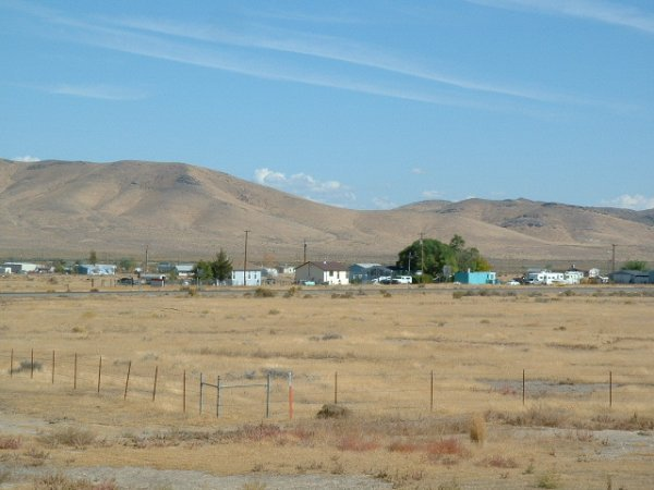 2708: GOV: NV LAND, CITY LOT OFF I-80 VIEWS, STR SALE