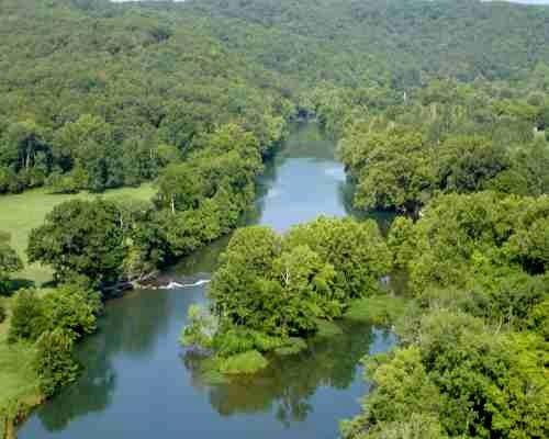 1640: GOV: AR LAND, GOLF, LAKES, FISH, HUNT-STR SALE