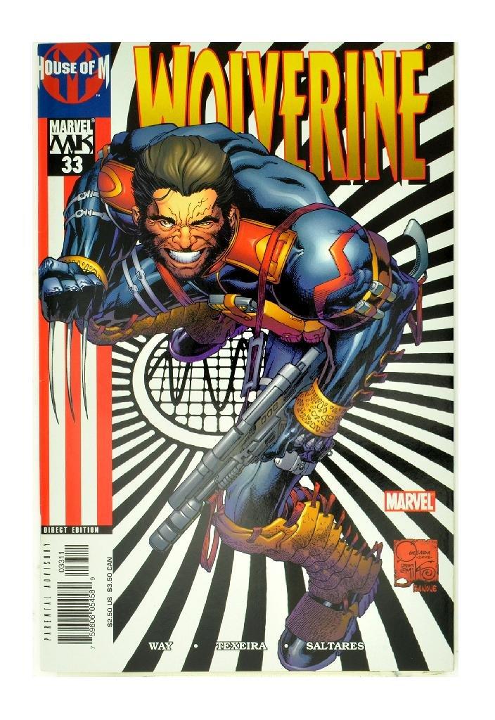 Wolverine (2003 2nd Series) #33