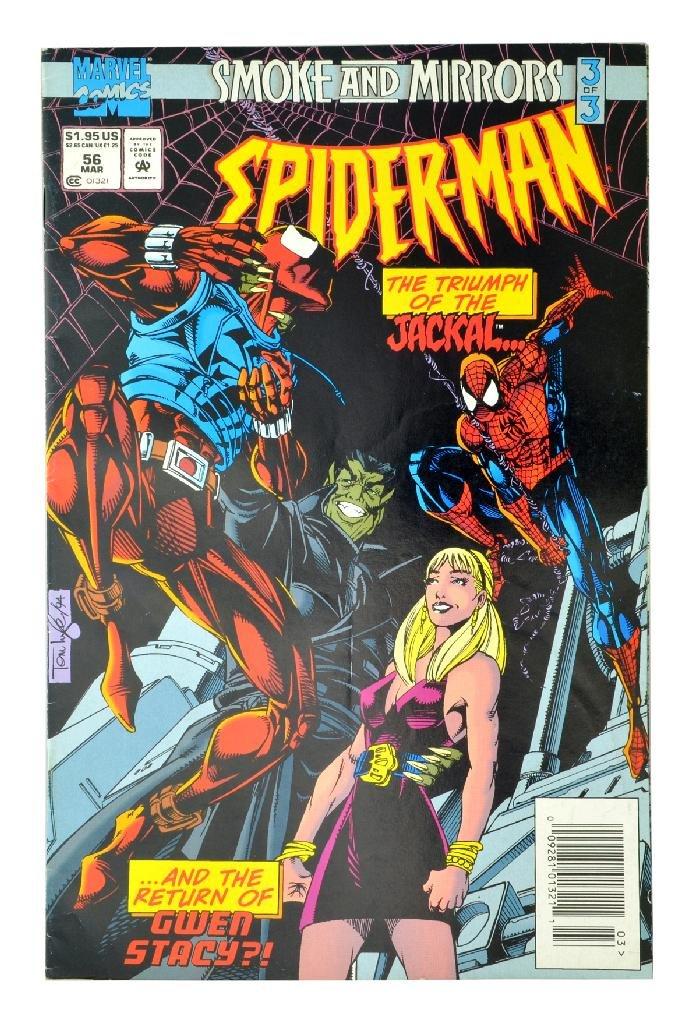 Spider-Man (1990) Issue #56