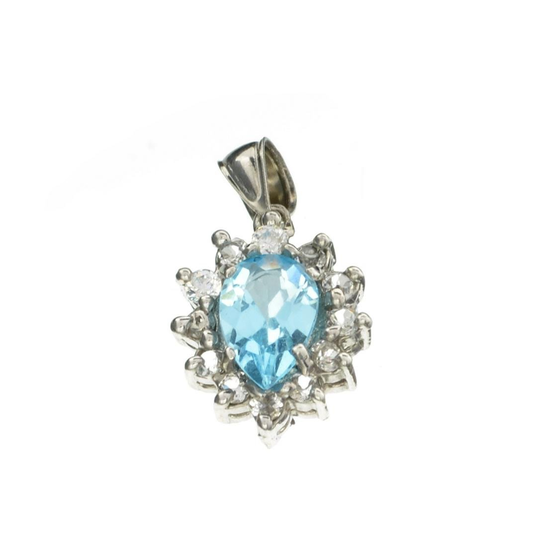 APP: 0.5k Fine Jewelry Designer Sebastian, 2.20CT Blue