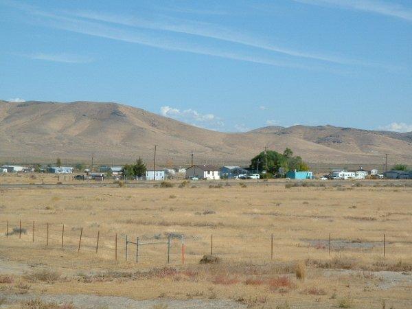 1844: GOV: NV LAND, CITY LOT OFF I-80 VIEWS, STR SALE