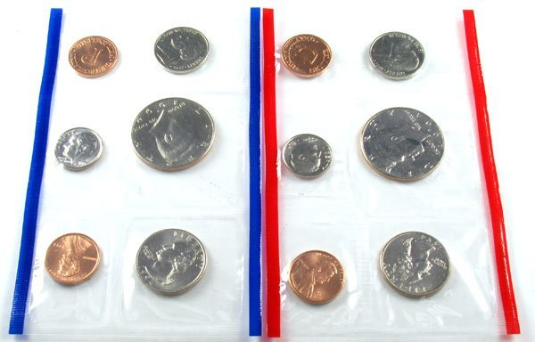 340: 1994 US Mint Uncirculated Coin Set-Investment Pote