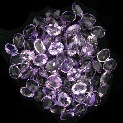 2337: 99.30CT Amethyst Parcel - Gemstone Investment