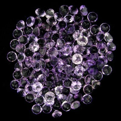 3: 102.50CT Round Amethyst Parcel - Gemstone Investment