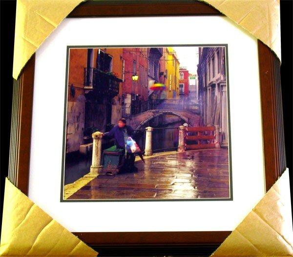 31: MICHAEL SEEWALD Bag Lady takes a break-Venice Museu