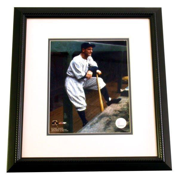 43: Framed Sports Memorabilia - Collect!