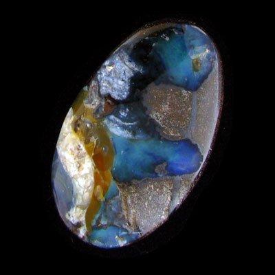 47: 34.60CT Boulder Opal Gemstone Investment
