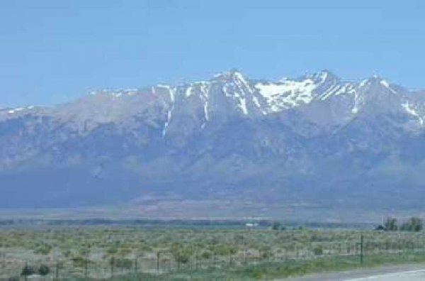 604: GOV: CO LAND, 5 AC., RANCHETTE, HUNT, FISH-RECREAT