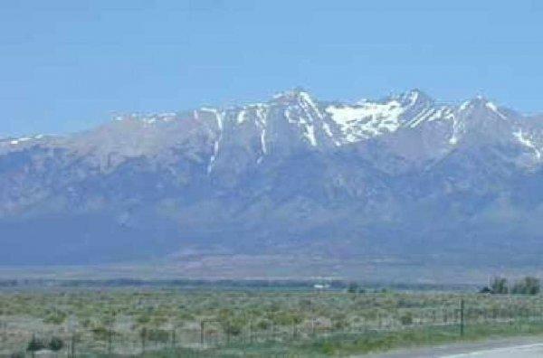 648: GOV: CO LAND, 5 AC., RANCHETTE, HUNT, FISH-RECREAT
