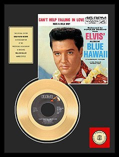 731: ELVIS PRESLEY ''Can't HeRecord Falling In Love'' G