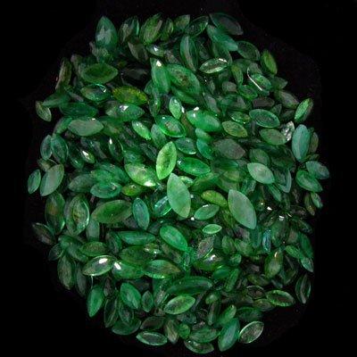 3: APP: $4.1k 50.82CT Faceted Marquise Cut Emerald Parc