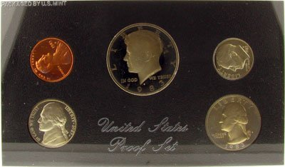 53: 1983 US Proof Set Coin - Investment Potential