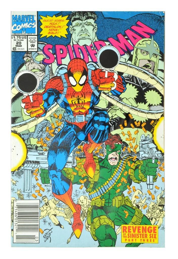 Spider-Man (1990) Issue #20