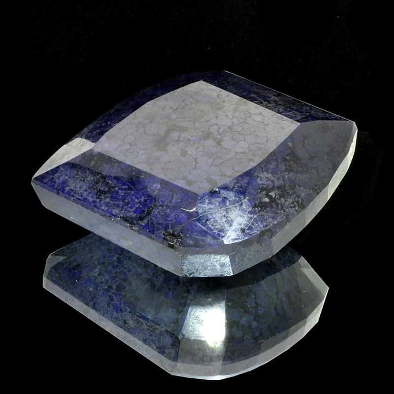 APP: 10.4k 2,612.50CT Freeform Cut Blue Sapphire