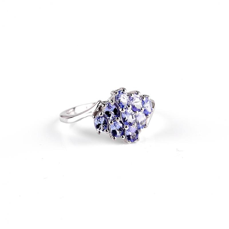 APP: 1.9k Fine Jewelry 1.80CT Oval Cut Tanzanite And
