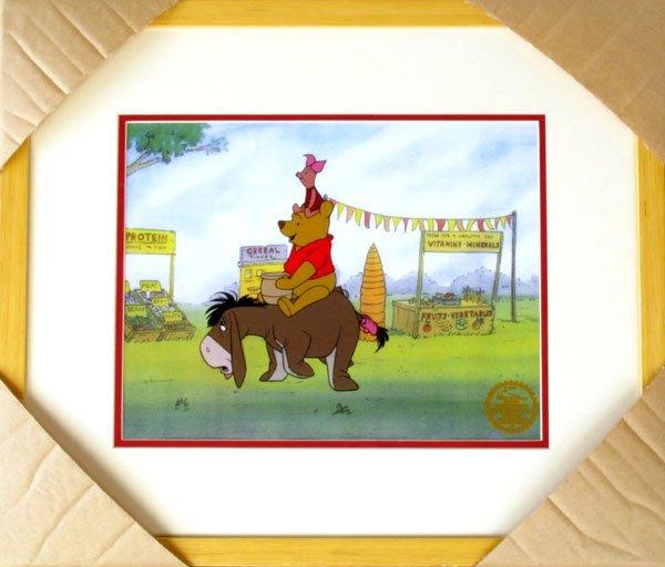 2932: Limited Edition Walt Disney Winnie The Pooh Serig