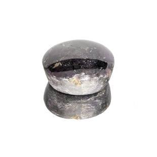 APP 132k 26500CT Oval Cut Cabochon Ruby Gemstone