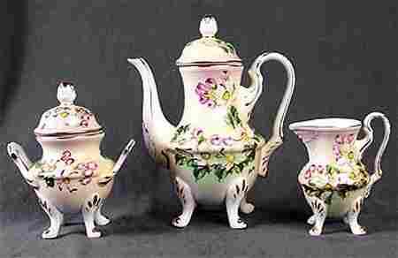 Apple Blossom Tea Set of 3