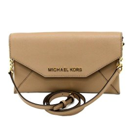 Gorgeous Brand New Never Used Dark Khaki Michael Kors